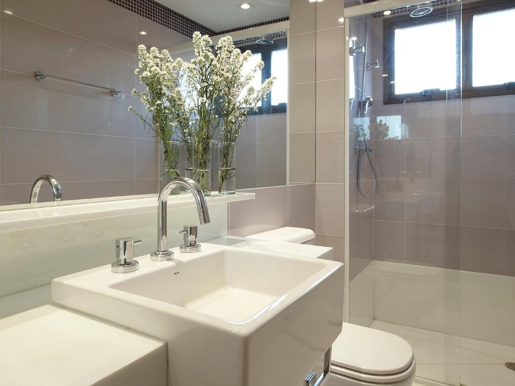acabamento banheiro 4 #81784A 1024x768 Acabamento Piso Banheiro